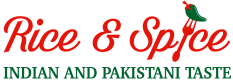 Rice & Spice Foodtruck Logo