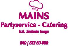 Partyservice Mains - Hamburg Logo
