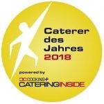 """Auszeichnung Caterer des Jahres 2018 in der Kategorie """"Concepts"""""""