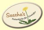 Logo Sascha's Naturküche für Genießer