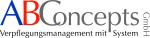 Logo ABConcepts Verpflegungsmanagement mit System GmbH