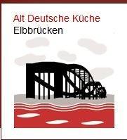 Alt Deutsche Küche Elbbrücken Logo